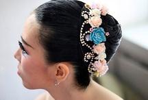 Ballet / Makeup & Hairstyle