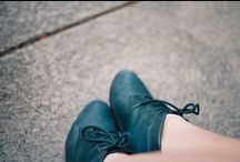 Walking in my shoes / by Norma