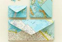 Cards, Invites, Envelopes - Handmade! / by Yolanda Sopranos