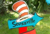 Seuss and all things Dr Seuss / by Yolanda Sopranos