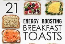 Vegetarian Food {Breakfast} / by Angela Warf