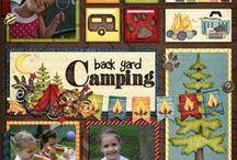 Scrapbook ideas / by Paula Luvs 2 Stamp