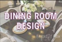 ❯❯❯ Dining Room Design with BeyondFit Mom