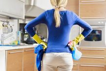 Cleaning tips / by Regina Merrick