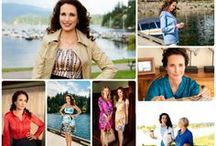 """CEDAR COVE"" Style / by Hallmark Channel"