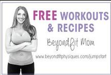 ❯❯❯ As Seen On / Who wants some FREE workouts & recipes?! Join me here: www.beyondfitphysiques.com/jumpstart