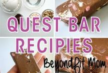 ❯❯❯ Quest Bar Recipes with BeyondFit Mom / To join my free 7 Day Jump Start to burn fat & get your body back... please join me for FREE at  http://beyondfitphysiques.com/jumpstart
