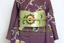 Traditional Japanese Dress (Furisode, Kimono, ect.)