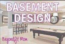 >>>BeyondFit Mom:Basement Design
