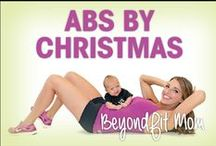❯❯❯ BeyondFit Mom: Abs By Christmas / 6 Week Challenge to flatten your stomach, lose inches around your waist, and prepare both mentally & physically for a busy (yet healthy) holiday. ===> http://beyondfitlife.com/abs-by-christmas/
