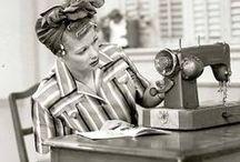Vintage Sewing Sweetness / Look, make, learn