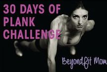 ❯❯❯ 30 Days of Planks Challenge with BeyondFit Mom / If your goal is to work on your abs then this PLANK CHALLENGE is for you.... With 30 days of plank photos and descriptions  you can easily view all of the different plank variations!  ===> The challenge: hold the day's plank for 1 minute!  ===>   Make sure to check our main Pinterest page daily for some bonus HEALTHY nutrition tips, recipes and extra motivation added throughout the challenge! ===>  Share the FUN -Invite your friends to join in!