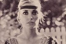 Moda anos 70/1970's fashion / Referências de moda e beleza dos anos 70.