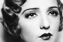 Moda anos 20/1920's fashion / referências de época e releituras de moda e beleza dos anos 20.