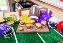 Throw a Kitten Bowl Party! / Everything you need to make a PAWSOME Kitten Bowl Sunday gathering! #KittenBowl / by Hallmark Channel
