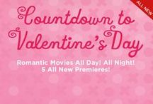 Countdown to Valentine's Day / Celebrate #love as we Countdown to Valentine's Day! / by Hallmark Channel
