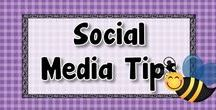 Social Media Tips / I'm trying to unravel the various social media sites and work out which are for me.