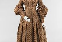 Fashion 1830s &1840s / Early Victorian clothing (about 1830 to 1850), mostly for the ladies. Underwear, corsets, shoes and accessories included. Generally, primary source stuff, but some secondary source stuff. I tend to avoid things that I can't sort out the original source on.