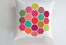 Amazing Pillows / Fluffy and gorgeous!  A place to lay your head! / by Twiggy & Opal