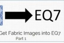 EQ7 Help, Info & Tutorials / Electric Quilt Computer Program....HELP ME! / by Twiggy & Opal