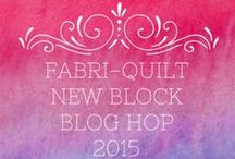 Fabri-Quilt Block Hop Blocks / by Twiggy & Opal