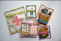 Zipper Madness / zipper pouches, quilted zipper pouches, zipper / by Twiggy & Opal