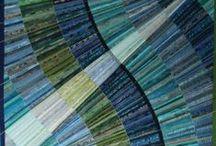 Art Quilts / Art Quilts, Fiber Art / by Twiggy & Opal