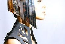Cyberpunk/Sci-Fi Fashion / Futuristic fashions and cyberpunk looks.