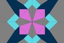 Block Blog Hop Blocks / New Block Designs