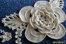 ☆ Crochet ✿ڿڰۣ(̆̃̃•