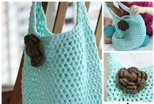 Crochet Ideas & Patterns / by Sabrina Benkert