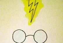 Harry Potter! / by Sabrina Carroll