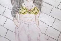 MyArt / Because sometimes I can find an artist inside myself