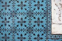 { Morrocan pattern }