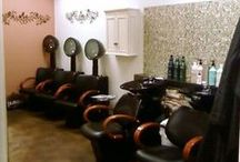Salon and Spa Rooms