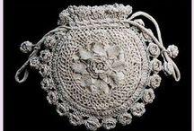 ☆ Irish Crochet ✿ڿڰۣ(̆̃̃•