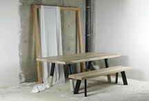 DINING TABLES / contemporary dining tables