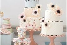 Wedding Cakes - Inspiration  / Wedding cakes I love  / by Irene and Ozzie