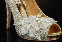 Wedding Shoes - inspiration  / by Irene and Ozzie