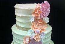 Wedding Cakes we've made