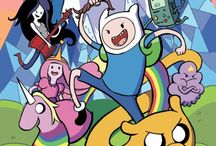 Adventure Time / by Riot