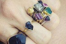 Anéis / Rings / Lindos anéis em prata, ouro (dourado, branco ou rosé).