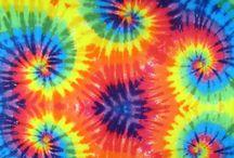 TIE DYE / inspiration for my tie dye stall