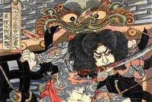 Ukiyoe (浮世絵)