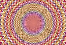 Art - Optical Illusions / by allan mitchell