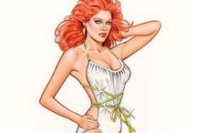 Pin up - Archie Dickens / by allan mitchell