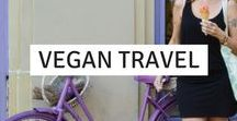 Vegan Travel Articles / Vegan travel articles from the best vegan travel bloggers around! Rules: Only vertical pins about vegan travel with links to articles. No Recipes unless travel related. To Join: Follow and email randi@veggievisa.com to join.