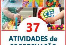 CRIANÇAS + Kids stuff / Ideias geniais para se divertir com os seus filhos | #Atividades #Infantis | #Construções de criança | Atividades motoras | Coisas de crianças | #Brinquedos de criança |  #Educar #crianças #felizes