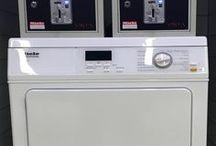 çamaşır makineleri / Parayla çalışan çamaşır makinesi