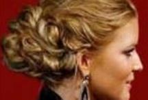 Hairstyles / by Carolyn Jones